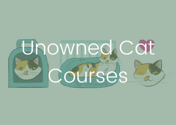 Unowned Cats Courses