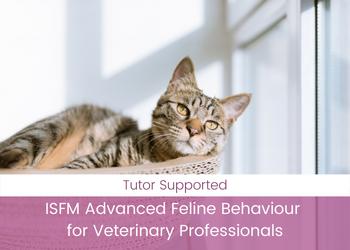 ISFM Advanced Feline Behaviour for Veterinary Professionals